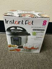 Instant Pot Authentic Original Official Cook/Bake Set, 8-Piece for 6 and 8-quart