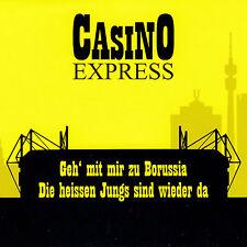 CD BVB Hit Geh' Mit Mir Zu Borussia / Die Heissen Jungs Sindvon Casino Express