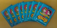 1978 Topps Grease Series 1 Mini Unopened Pack Series 1 inside?