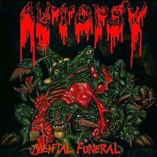 Autopsy - Mental Funeral (LTD Picture Disc) VINYL LP