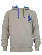 Mens Ecko Unltd Hoodie Embroidery. Style Name - Brooklands. In Grey Marl