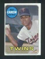 1969 Topps #510 Rod Carew EX+ Twins 125055