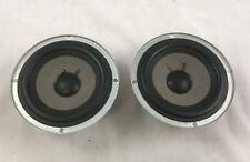 Saras Of America Model 44 Mid-Range Speakers ; Vintage; One Pair