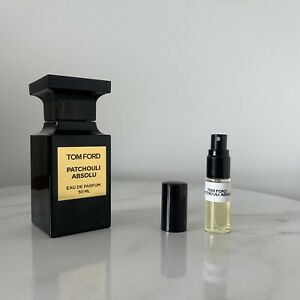 Tom Ford - Patchouli Absolu *5ml Sample* (RECENTLY DISCONTINUED) - 100% GENUINE!