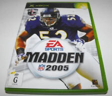 Madden 2005 NFL Xbox *Complete*