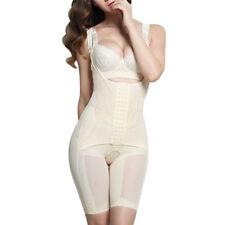Women Full Body Shaper High Waist Cincher Slimming Control Bodysuit Shapewear