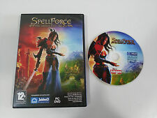 SPELLFORCE THE ORDER OF DAWN JUEGO PARA PC DVD-ROM ESPAÑOL JOWOOD