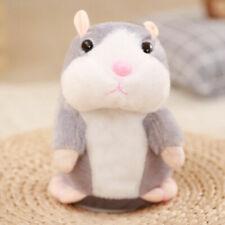 Elektronischer sprechender Hamster Plüschtier Neuheit Animal Sound Mimikry