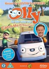 Olly The Little White Van - Catch Me If You Can (DVD, 2012) - Brand New & Sealed