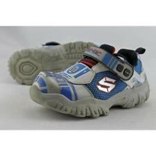 Scarpe blu sintetici per bambini dai 2 ai 16 anni Numero 31