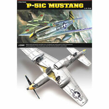 ACADEMY #12441 1/72 Plastic Model Kit P-51C MUSTANG