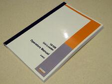 Case 1816B Uni-Loader Skid Steer Operators Manual Owners Maintenance Book NEW