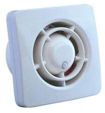 Manrose 4 Inch Bathroom Fan with Timer
