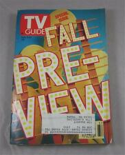 TV GUIDE SEPT 15 1990 FALL PREVIEW LAW AND ORDER 90210 FRESH PRINCE UNCLE BUCK