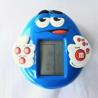 Vintage M&M's Handheld Electronic Game - Battery Operated LCD Screen WORKING