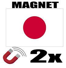 SAFIRMES 2 x Monaco Drapeau Magnet 6x3 cm Aimant d/éco Monaco magn/étique frigo