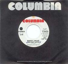 SOUL DANCE 45 - BUDDY MILES - WE GOT LOVE - COL. WLP
