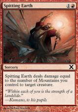 Spitting Earth - Foil X1 (10th Edition) MTG (NM) *CCGHouse* Magic