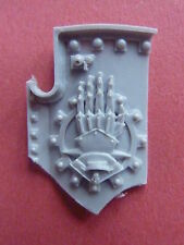FORGEWORLD Heresy Iron Hands MEDUSAN IMMORTALS BREACHER SHIELD (B)  40K