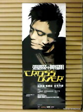 Leslie Cheung/Anthony Wong Crossover Promo Poster *Rare Vintage HK 2002 張國榮 黃耀明