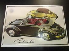 Volkswagen ( VW ) Beetle ( Kever ) Cabriolet