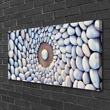 Leinwand-Bilder 100x50 Wandbild Canvas Kunstdruck Steine Kunst