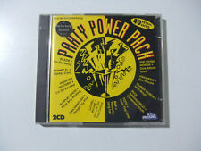 Party Power Pack - CD (DOPPIO) Audio Compilation Stampa GERMANIA 1993