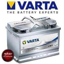 BATTERIA AUTO VARTA PROFESSIONAL DUAL PURPOSE AGM 70AH 760A AUDI A3