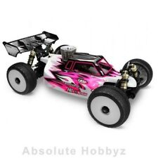 JConcepts Silencer - Hot Bodies D812 and D817 Body (Clear) - JCO0254