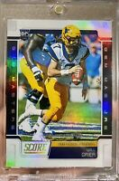 2019 SCORE WILL GRIER GEM MASTERS TRUE 1/1 MOUNTAINEERS PANTHERS #333 ROOKIE RC
