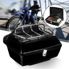 Universal Motorradkoffer Top Case Hecktasche Rollerkoffer Tasche 53x37x 27cm ?