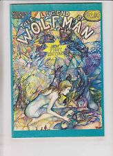 Wolfman Comix #1 FN (1st) print - underground comix - legend of wolfman 1976