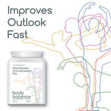Body balance del estado de ánimo refuerzo anti depresión Píldora Tabletas equilibra las emociones