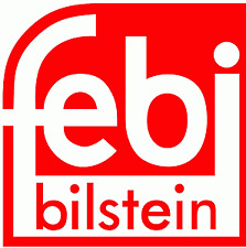 Tensioner Pulley 100779 by Febi Bilstein Genuine OE - Single