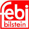 Coil Spring Rubber Mounting 100784 by Febi Bilstein Genuine OE - Single