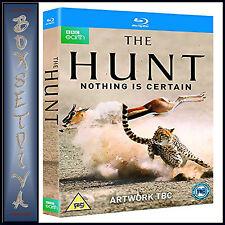THE HUNT - BBC EARTH *BRAND NEW BLU-RAY***