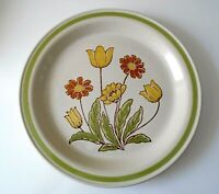 """Country Casual Stoneware Sunnyvale Chop Plate Round Platter - 12"""" Diameter Japan"""