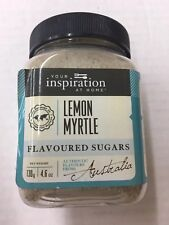 YOUR INSPIRATION AT HOME YIAH Lemon Myrtle Flavored Sugars