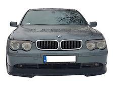 BMW 7 E65 front lip 2001-2005