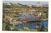 Old Postcard - General View, The Model Village, Gt. Yarmouth - Unposted 2665