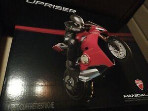 Air Hogs RC Upriser Motor Ducati Spin Master Panigale V4 S Motorrad 1:6 NEU OVP