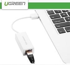 Ugreen:USB3.0 10/100/1000 Mbps Gigabit Ethernet LAN Network Adapter PC Laptop WH