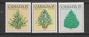 9HICK GIRL-BEAUTIFUL M.H. CANADA  SC#900-02   1978  ISSUES          B1564