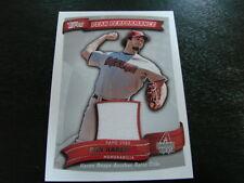 2010 Topps Dan Haren Jersey Card (B101) Arizona Diamondbacks