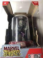 "Domez Marvel Zombies ZOMBIE HULK 551 *NEW Sealed* 2"" Figure Stackable Zag"