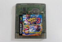 Wario Land 3 GB Nintendo GAME BOY Gameboy GB Japan Import US Seller MC831