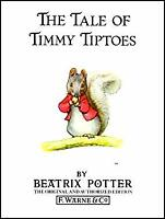 Timmy Tiptoes Hardcover Beatrix Potter