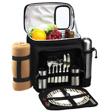 Picnic at Ascot London Picnic Cooler for 2 with Blanket & Coffee Service