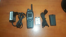 Motorola TETRA Portable MTH800 380-440MHz TEA2 Encryption BOS FuG Radio