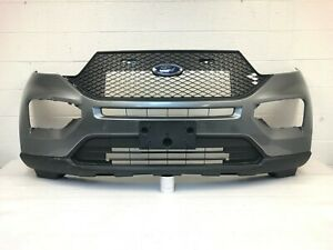 2020-2021 ford explorer front bumper  (BROKE)  (Need Paint) #8